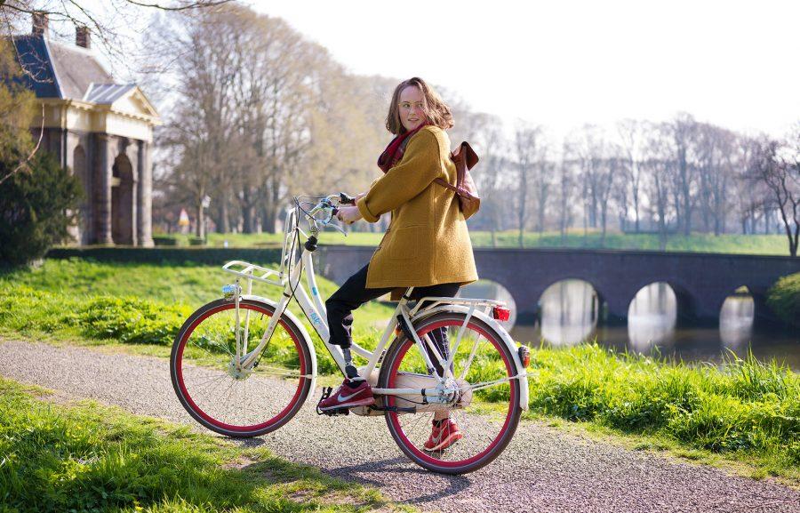 Ik wil op een gewone fiets naar school